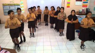 Lagu Menghapal ibukota propinsi by ibu Sri Rejeki