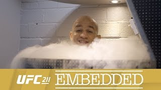 UFC 211 Embedded: Vlog Series - Episode 6