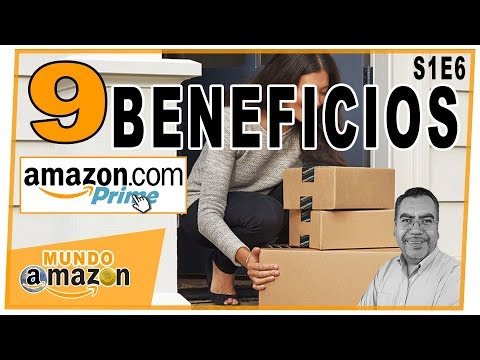 🔥  9 Beneficios De Amazon Prime | Mundo Amazon | Dropshipping Español
