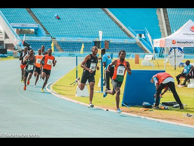 Ncamane wins first 800m race in Gaborone