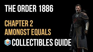 The Order 1886 Collectibles Guide Chapter 2 – Phonographs, Newspapers, Photographs, Documents