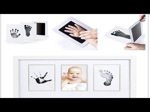 Handprint Footprint Imprint Kit Baby