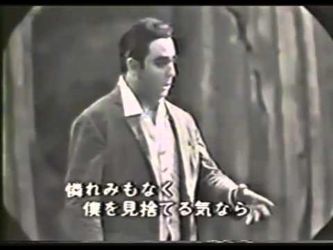 Leoncavallo - I Pagliacci - 1961 Del Monaco,Tucci,Protti,Morelli