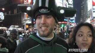 Baixar Jets Fever In Times Square - New York Post