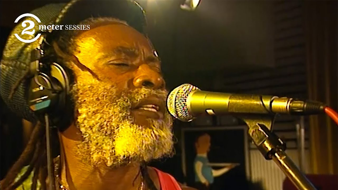 Download Burning Spear -  Slavery Days (Live on 2 Meter Sessions)
