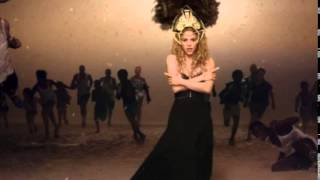 Shakira - Dare ( La La La ) Lyrics download free -  Brazil 2014