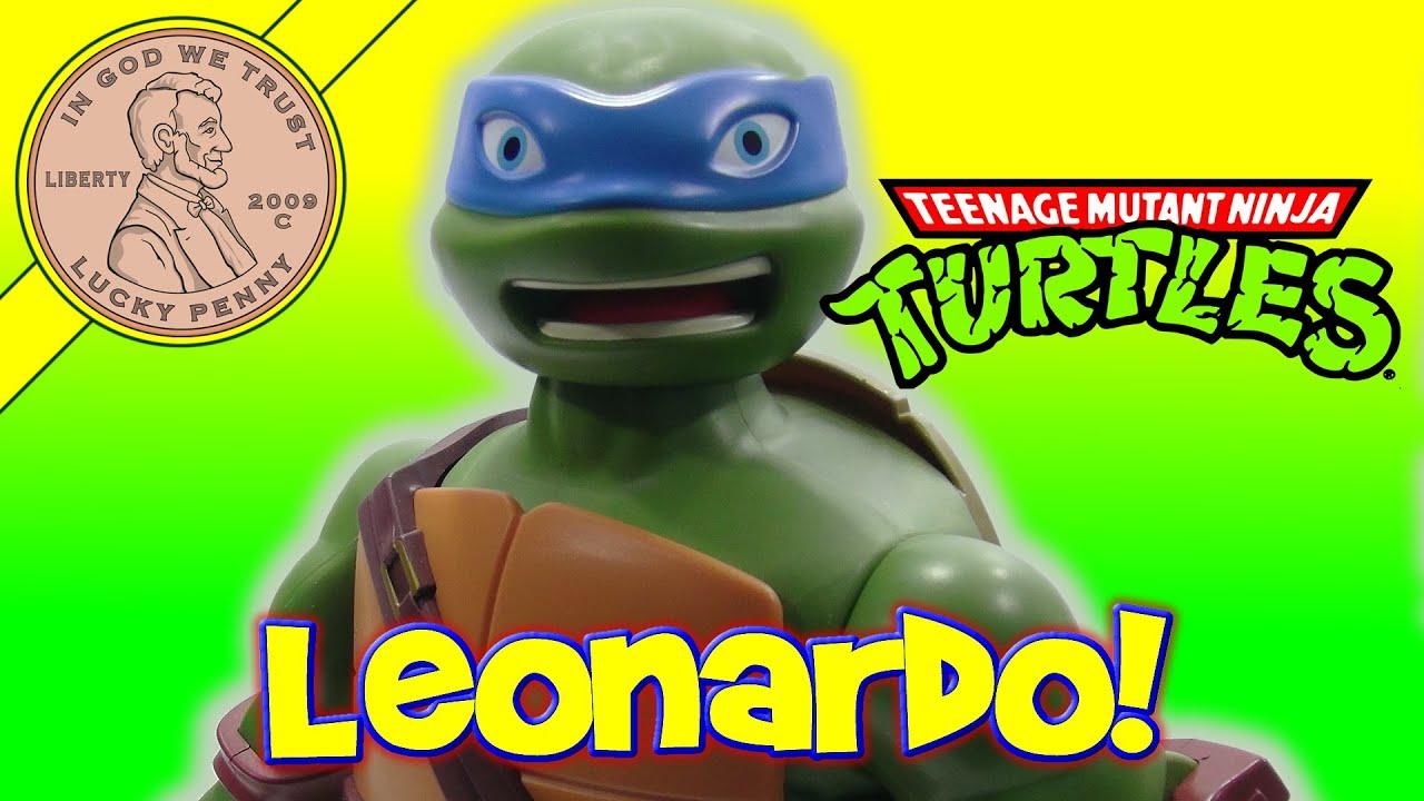 Teenage Mutant Ninja Turtles Radio Control Leonardo - TMNT