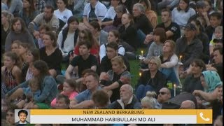 """New Zealand Berkabung: """"Rakyat New Zealand tinggi akhlaknya"""" - Habib Ali"""