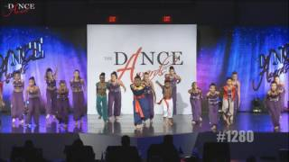 ICON Dance Complex - Aladdin - Group Finals at The Dance Awards 2016 Orlando