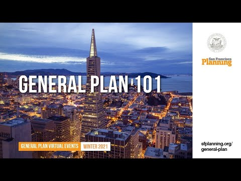 General Plan Kick-Off – Special Guest Mayor Breed on March 15, 2021