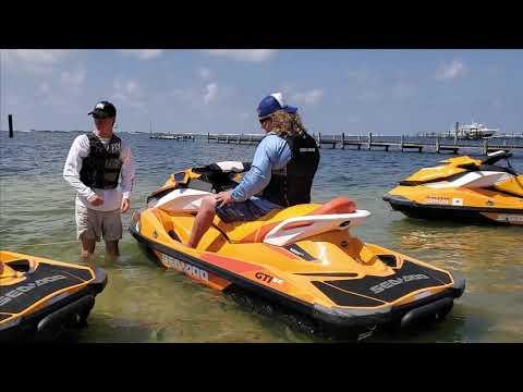 Big Lagoon Jetski Rentals  OMG FUN