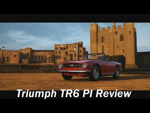1970 Triumph TR6 PI Review (Forza Horizon 4)