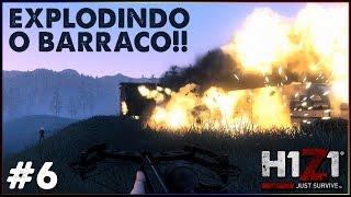 H1Z1 Just Survive | Explodindo o Barraco - 1080p 60fps - PT/BR