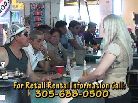 OPALOCKA FLEA MARKET infomercial creole