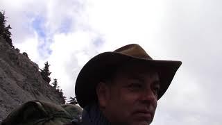 San Gabriels Part 2 , Mt Baldy With  Pharraoh !