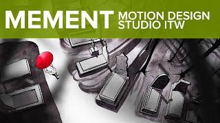 MementOnline (Motion + Studio) - Kickstarter vidéo production par ergonomic.be