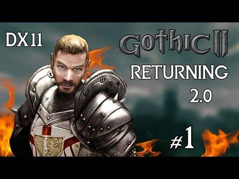 Returning 2 2 gothic Ultimate Gothic