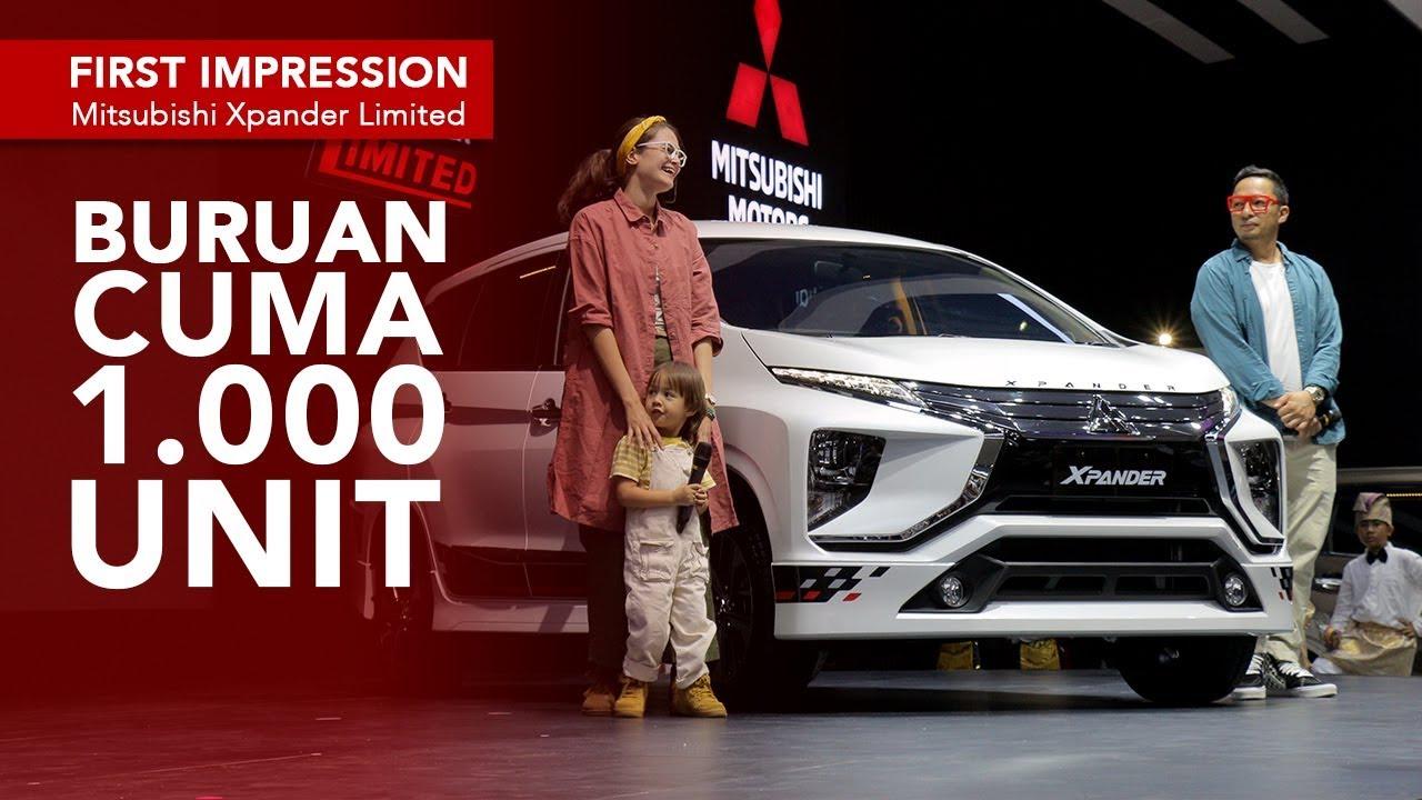 First Impression Mitsubishi Xpander Limited