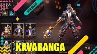 HoN Chronos Gameplay - `KAVABANGA - Legendary II
