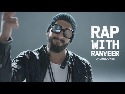 Rap With Ranveer - Don't Hold Back by JACK & JONES