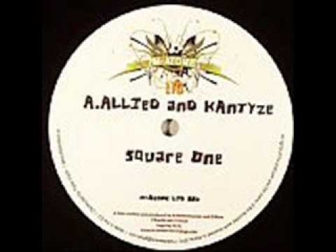 Allied & Kantyze - Square One