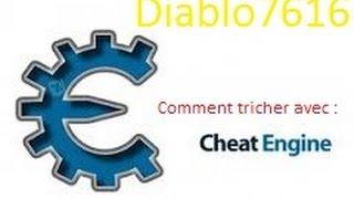 [TUTO][FR][ENCORE D'ACTUALITER]Comment tricher avec cheat engine 6.4 ?