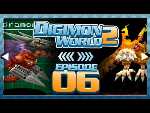 Digimon World 2 - Episode 6 : Meditation Dome,Drive Domain & Birdramon Boss!