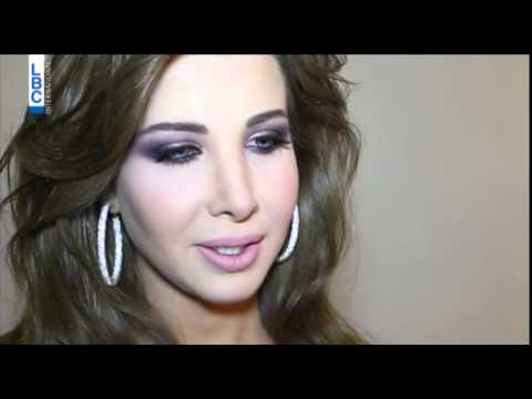 Miss Lebanon 2014 - Interview with Nancy Ajram