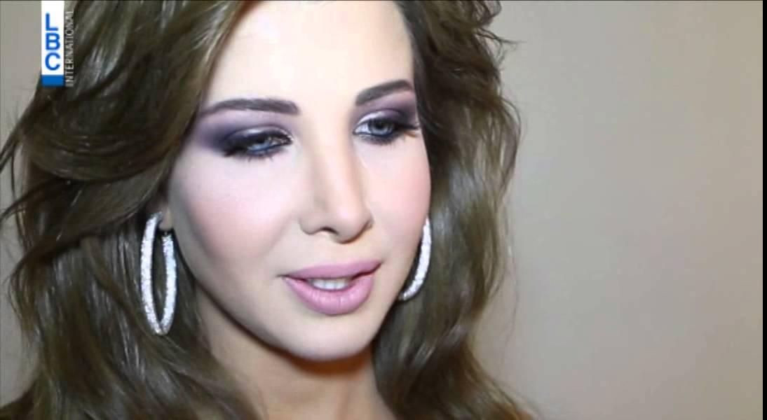 Miss Lebanon 2014 - Interview with Nancy Ajram - YouTube