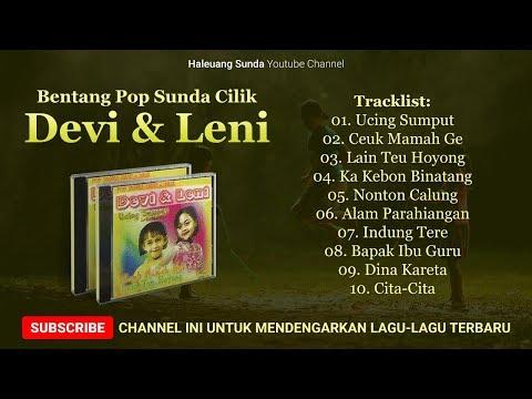 Pop Sunda Devi & Leni Full Album Ucing Sumput - Bentang Pop Sunda Cilik