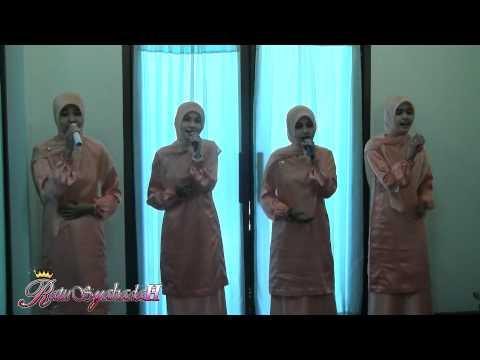 อนาซีด Atas nama cinta-Ratu syahadah ( latihan buat persembahan di Krabi )
