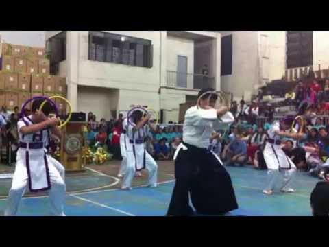 Martial Arts Worship (MAW) Team in Pozorrubio, Pangasinan