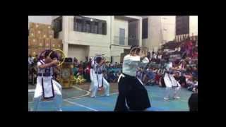 Martial Arts Worship (MAW) Team in Pozorrubio, Pangasinan