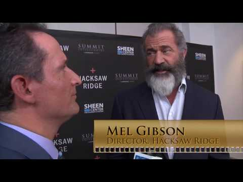 HACKSAW RIDGE Red Carpet Event at The Sheen Center 11-2-16