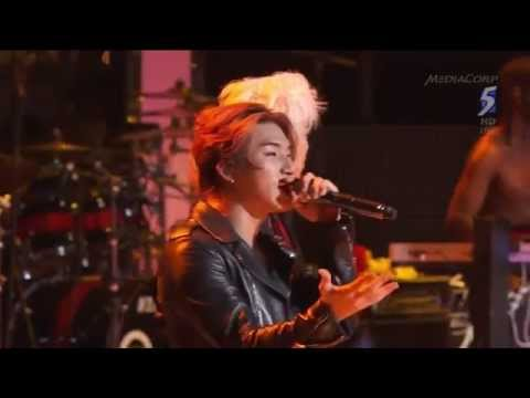 [HD] BIGBANG Celebrate SG50 New Years Concert 20141231 | 20150101 - full TV Broadcast