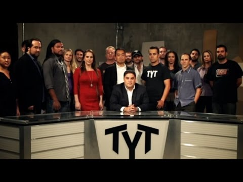 TYT Host Named One Of The Sexiest In News Media