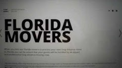 Florida Movers, Long Distance Moving Companies, Chicago Movers, 847-470-9900