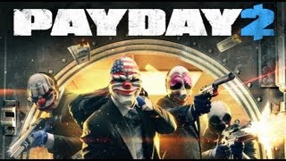 Payday 2 Ukrainian Job 1 Day With Commentary
