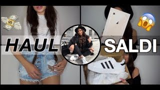 HAUL SALDI - TRY ON HAUL 🖤