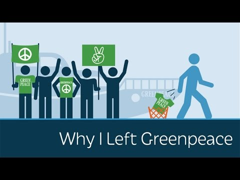 Why I Left Greenpeace