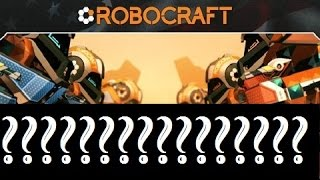 Robocraft mini | Tired Lathrix Out-take #1