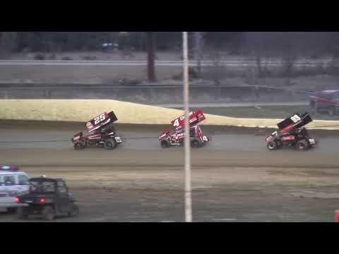 Sprint Invaders Season Opener feature 34 Raceway 3/31/18