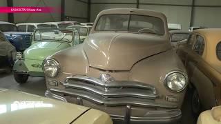 Алматинец – хозяин крутой коллекции советских автомобилей(, 2016-04-18T01:21:47.000Z)