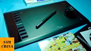 Графический планшет Parblo A610 (Ugee M708),отличный помощник дизайнеру.(Ссылка на товар:http://ali.pub/sydg2 ♢♢♢♢♢♢♢♢♢♢♢♢♢♢♢♢♢ ✓Верни до 18% с любой покупки на Aliexpress:https://cashback.epn.bz/?in..., 2015-11-30T17:54:13.000Z)