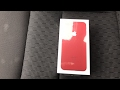 Special Edition PRODUCT(RED) iPhone 7 Plus Unboxing