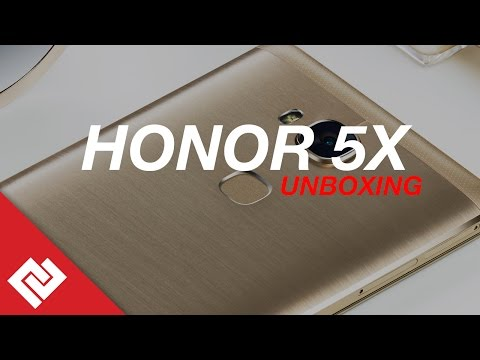 Huawei Honor 5X Review & Unboxing in India