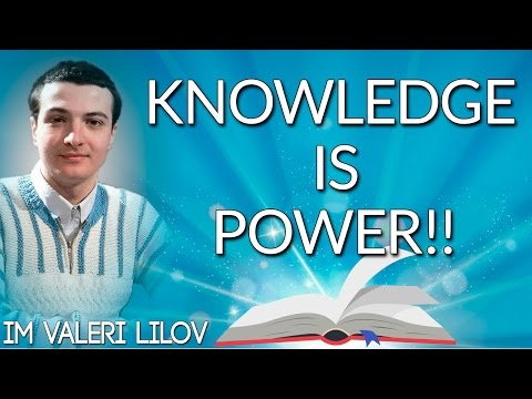 Knowledge is Power with IM Valeri Lilov (Webinar Replay)