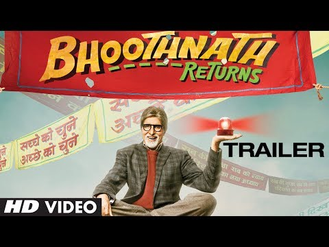 """Bhoothnath Returns"" Trailer (Official) | Amitabh Bachchan, Boman Irani | Releasing 11 April, 2014"