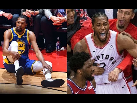 Craziest NBA Playoffs Moments of 2018/2019