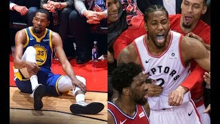 Download Craziest NBA Playoffs Moments of 2018/2019 Mp3 and Videos